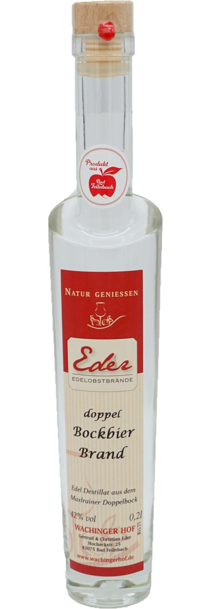 Bock Bier Brand (Maxlr. Jubilator)